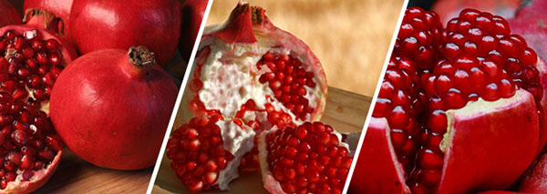 Pomegranate sale