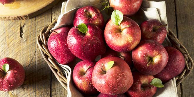 Red Delicious apple price