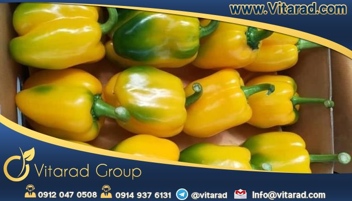 Benefits of yellow bell peppers