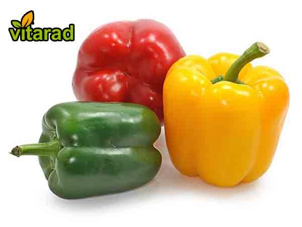 Price of bell peppers