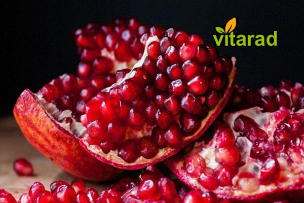 Export of sour pomegranate
