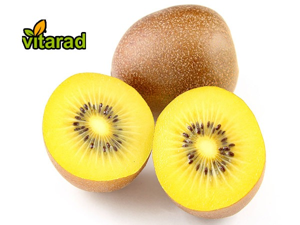yellow kiwi fruit
