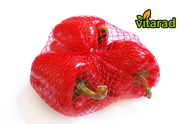 Red sweetened peppers