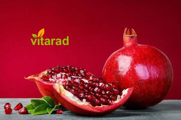 Pomegranate exports from Iran