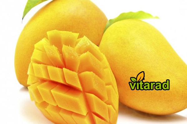 Small yellow mango