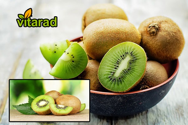 Hayward green kiwifruit