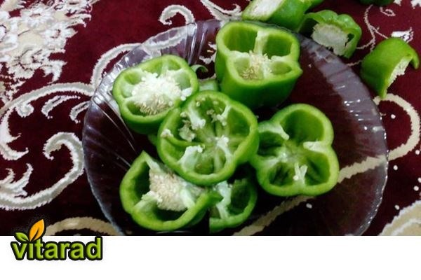 price of sweet peppers