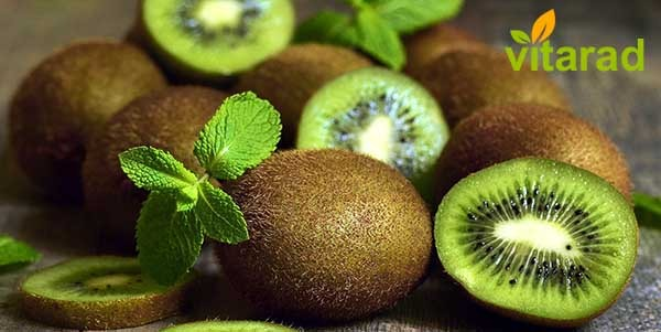 Delicious Fresh Fruits Kiwi